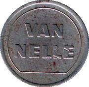 Token - Van Nelle – obverse