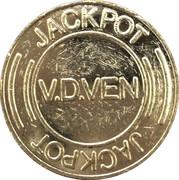 Token - Bally (Jackpot v.d. Ven) – obverse