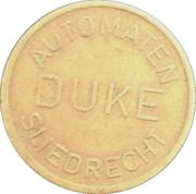 Duke Automaten Sliedrecht – obverse
