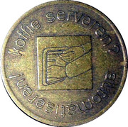 Token - Automatic Holland – obverse