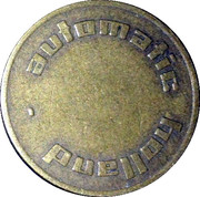 Token - Automatic Holland – reverse