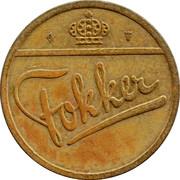 Token - Fokker Canteen – obverse