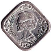 5 Cents - Beatrix – obverse