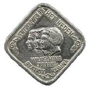 5 Cents - Beatrix (Queen Beatrix / Juliana / Wilhelmina) – obverse