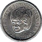 5 Cents - Beatrix (Prince Floris) – obverse