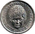5 Cents - Beatrix (Prince Pieter Christiaan) – obverse