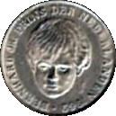 5 Cents - Beatrix (Prince Bernhard) – obverse