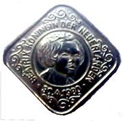 5 Cents - Beatrix (Coronation) – obverse