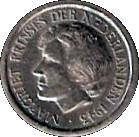 5 Cents - Beatrix (Princess Margriet) – obverse