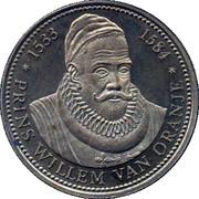 7 ½ Daalder - Prins Willem van Oranje – obverse