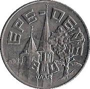 1 Daalder - Epe-Oene (800 years) – obverse