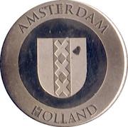 Amsterdam Wapen Souvenir Token – obverse