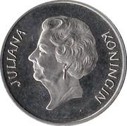 Penning - Juliana (Rabobank 100 jaar) – obverse