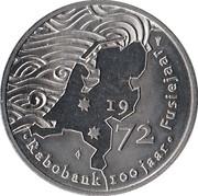 Penning - Juliana (Rabobank 100 jaar) – reverse