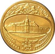 Royal Dutch Mint Set Token – obverse