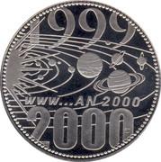Token - Europa WWW - an 2000 – obverse