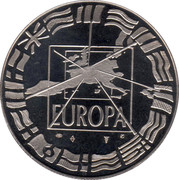 Token - Europa WWW - an 2000 – reverse