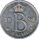 Inauguration of Queen Beatrix on april 30, 1980 – obverse