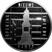 Token - Den Haag (Opening Second Chamber) – reverse