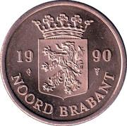 Royal Dutch Mint Set Token - Noord-Brabant – obverse