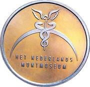 Jaarpenning 1995 - Nederlands Muntmuseum – reverse