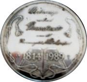 Netherlands 175 jaar Constitutionele Monarchie – reverse