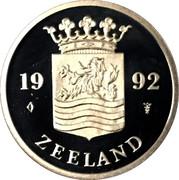 Royal Dutch Mint Set Token - Zeeland – obverse