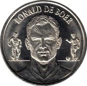 Token - KNVB Oranje 2000 (Ronald de Boer) – obverse