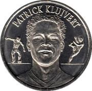 Token - KNVB Oranje 2000 (Patrick Kluivert) – obverse