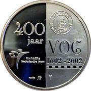 Jeton - Pays-Bas - VOC IV – reverse