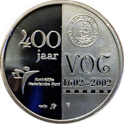 Jeton - Pays-Bas - VOC III – reverse
