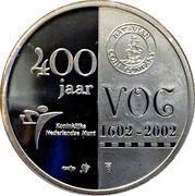 Jeton - Pays-Bas - VOC II – reverse