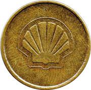 Token - SNR Shell Pernis – obverse