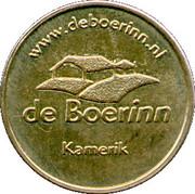 de Boerinn - Kamerik - Gratis consumptie – reverse