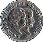 Token - 5 generations Kings/Queens Netherlands (1815/1979) – obverse