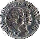 Token - 5 generations Kings/Queens Netherlands (1815/1979) – obverse