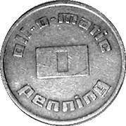 Penning - Oll-O-Matic – obverse
