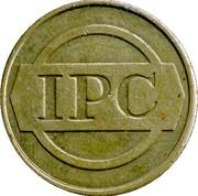 Token - IPC (22 mm) – obverse