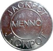 Token - Jackpot Menno – obverse