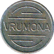 Token - Vrumona – reverse