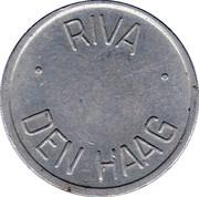Token - Riva (Den Haag) – obverse