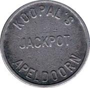 1 Punt - Koopal Jackpot (Apeldoorn) – obverse