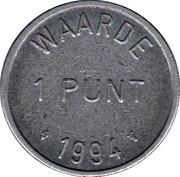 1 Punt - Koopal Jackpot (Apeldoorn) – reverse