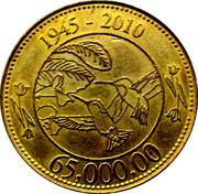 Token - Bakker (65,000.00) – reverse