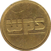 Parking Token - WPS Parking Systems – obverse