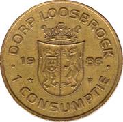1 Consumptie - Disco Dancing Lunenburg (Loosbroek) – reverse