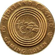 0.50 Euro Gaming Token - Holland Casino – reverse