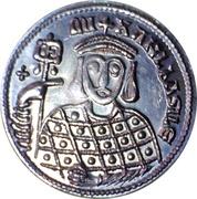 Replica - Solidus - Michal III – obverse