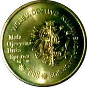 3 Dukaty - Kujawsko-Pomorskie – reverse