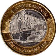 1 Funt Krakowski – reverse
